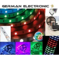 LED Strip Set RGB 5m 150 SMD5050 IP20