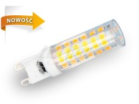 LED G9 6W warmweiss 550lm 230V