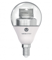 Carus Connect E14 560 Lumen Smart White klar